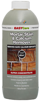 EASY Mortar Stain and Calcium Remover