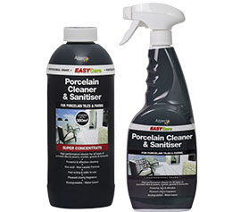 EASY Porcelain Cleaner & Sanitiser