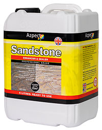 EASYSeal Sandstone Sealer & Enhancer